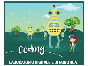 Laboratorio digitale e di robotica